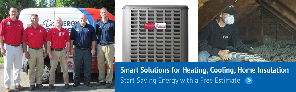 Smart Solutions for Heating, Cooling, Home Insulation in Greater Charlotte
